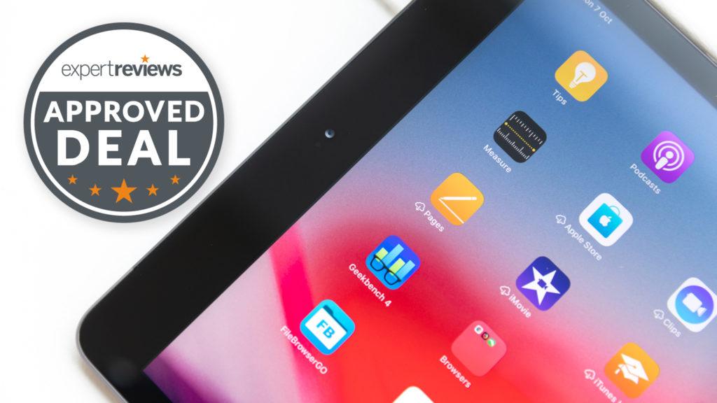 Yang baru Apple iPad sekarang di bawah £ 300 dalam kesepakatan Black Friday ini
