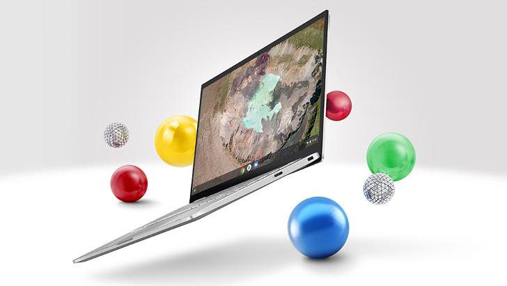 Chromebook C425 baru dari Asus memperdagangkan layar sentuh untuk mendapatkan lebih banyak RAM seharga $ 500