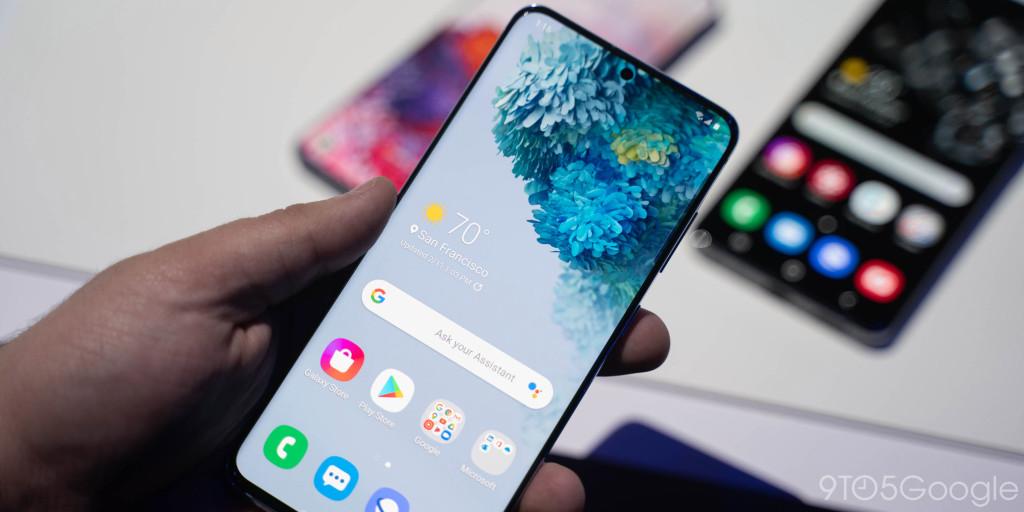 Samsungin uusi Secure Element -siru Galaxy S20, pikselimaku …