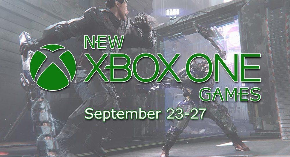 Gim Xbox baru 23-27 September: Sekuel, DLC, olahraga, dan banyak lagi ...