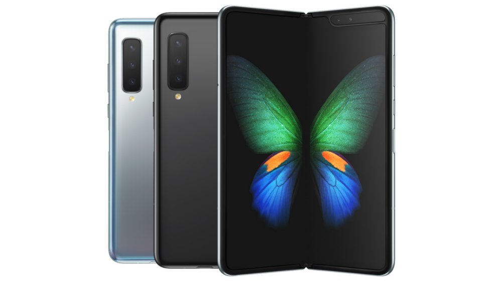 The new and better Galaxy Fold        It is here and really strengthened ... 1