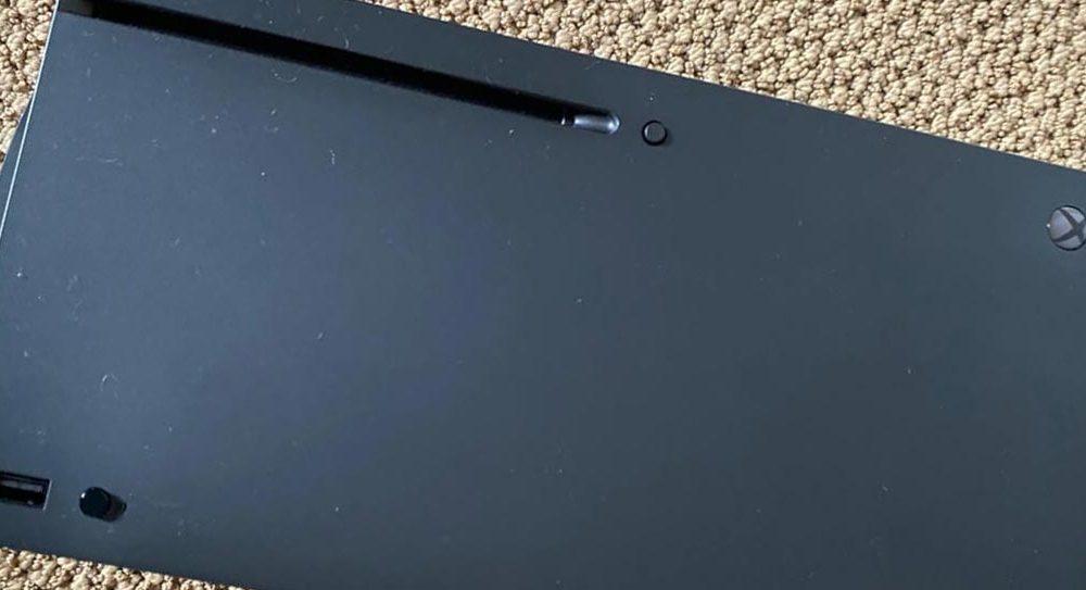 """Port belakang Xbox Series X """"dikonfirmasi"""" dalam foto yang bocor"""
