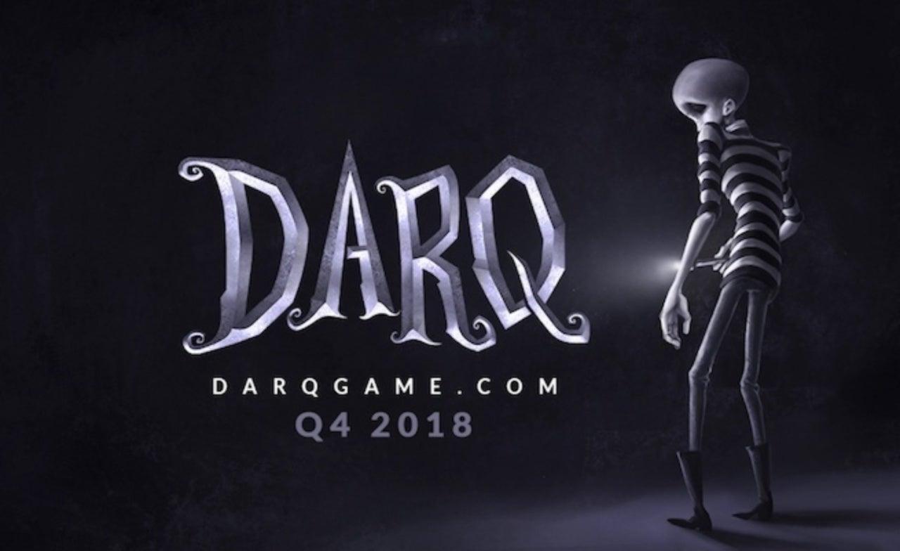 Puzzle horor Darq menerima beberapa DLC gratis akhir tahun ini