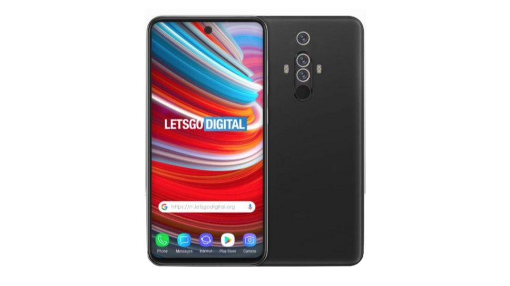 Điện thoại thông minh Xiaomi được cấp bằng sáng chế gần đây có thể là Poco F2 3