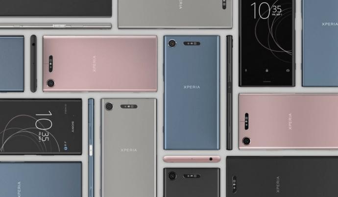 Sonyn kokoontaitettava älypuhelin, jossa Nautilus-muotoilu ja 10x Zoom …