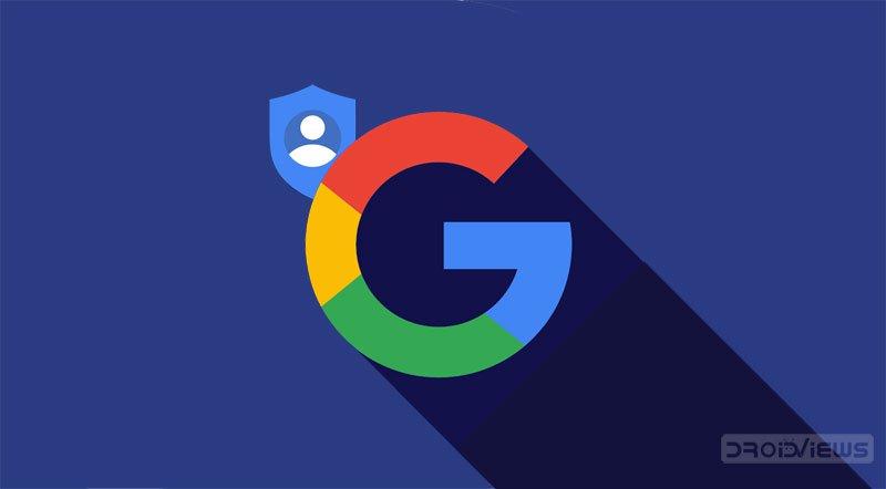 google account permissions