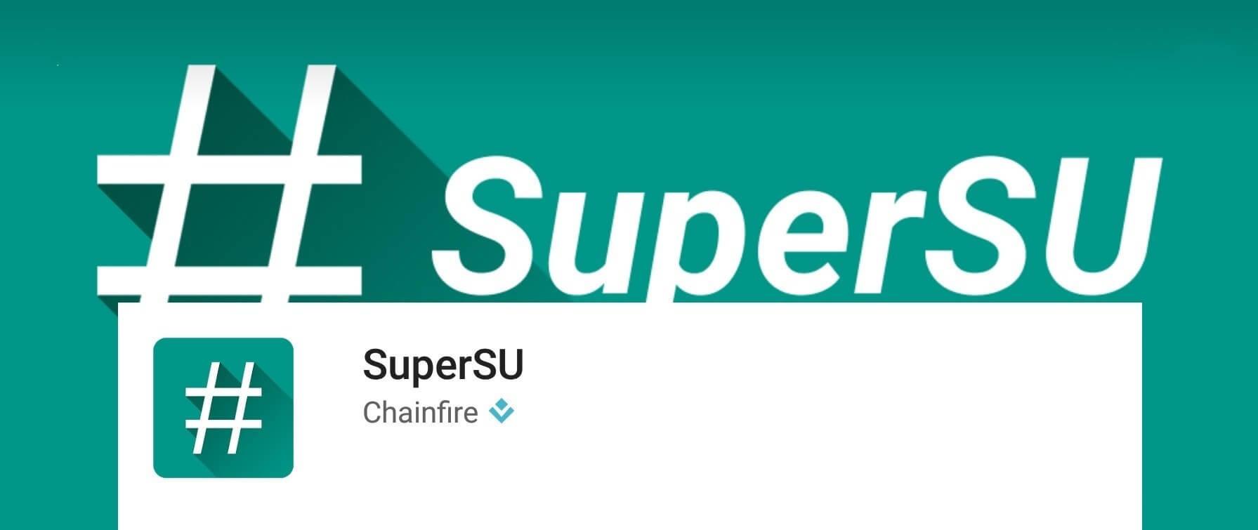 Alat pelindung: SuperSu untuk apa itu? 2