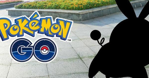 Đây là sinh vật Unova đầu tiên tiếp cận Pokemon Đi 2