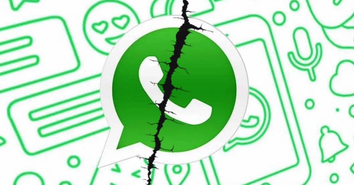 El mayor error de WhatsApp que pondrá en jaque tu privacidad