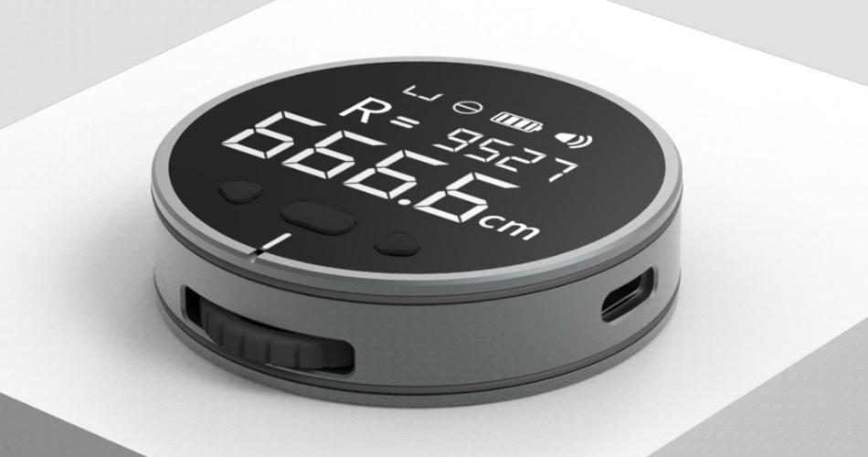 Ini adalah meter digital kecil dan revolusioner yang mampu mengukur panjang hingga 100 meter yang disiapkan Xiaomi untuk dijual