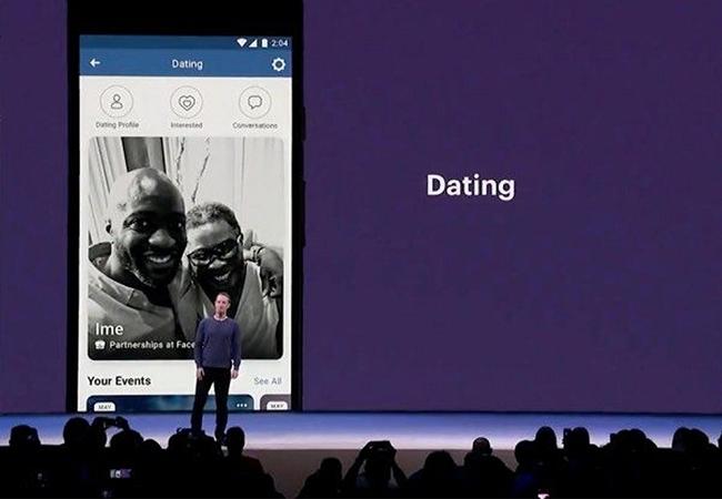 Benar juga Facebook Kencan, aplikasi kencan Facebook.