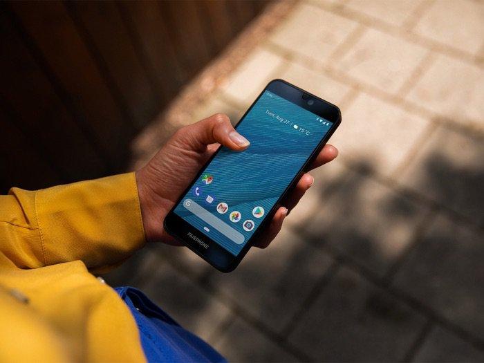 Điện thoại thông minh Fairphone 3 trở thành chính thức (Video) 3