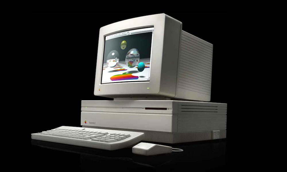 Grattis på födelsedagen! AppleIkoniska Macintosh II fyller 33 år idag 1