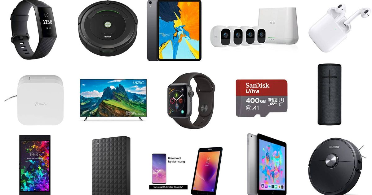 FitBit Charge 3, Arlo Pro 2, Samsung Galaxy S10, dan banyak lagi ... 1