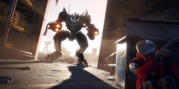 Fortnite  La actualización de la temporada X v10.00 agrega mecanismo B.R.U.T.E, Misión de Pase de Batalla y zona libre de armas 2