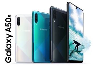 Galaxy A30s dan A50s secara resmi dirilis oleh Samsung