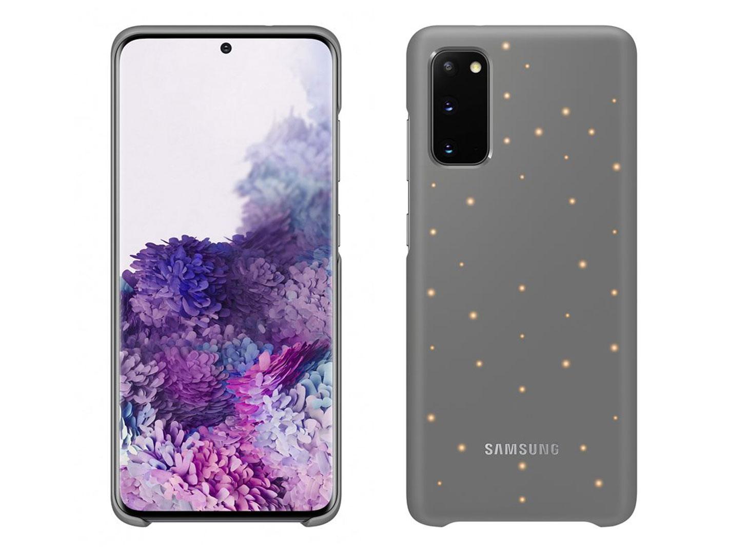 Galaxy Desain S20 dikonfirmasi secara prematur oleh Samsung