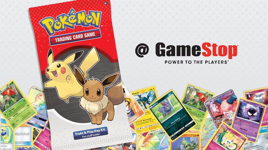 GameStop Akan Menggelar Acara Khusus TGC Pokemon Pada 17 Agustus