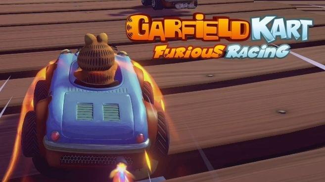Garfield Kart: Furious Racing akan tersedia untuk PC November ini