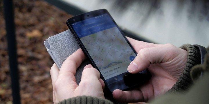 Pysäköintipaikkojen tallentaminen Google Mapsiin