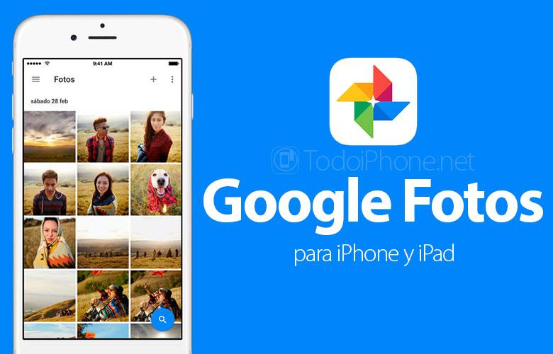 Google Photos on saatavana iPhonelle ja iPadille