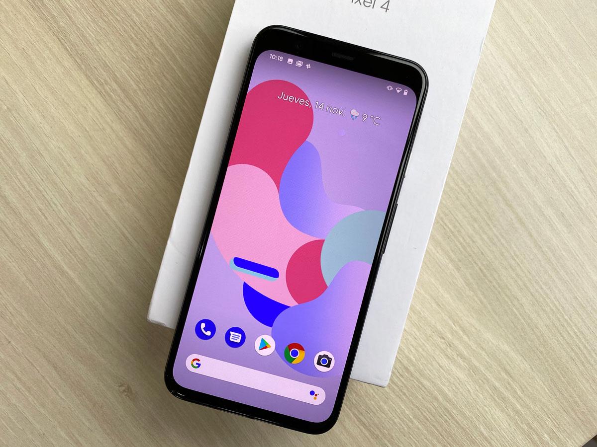 Google Pixel 4, analisis: Android kompak dengan kamera besar