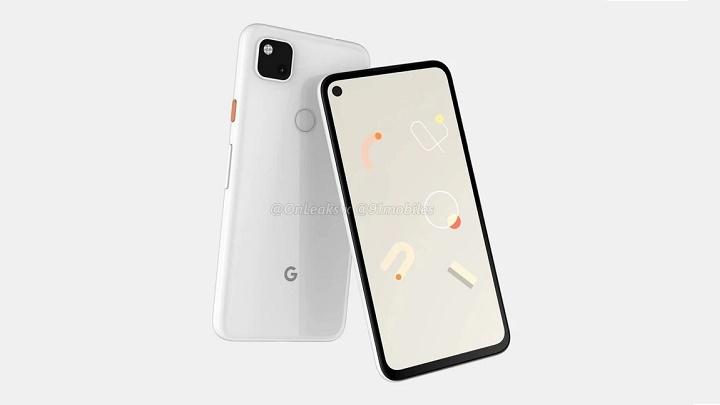 Google Pixel 4a aparece nuevamente en imágenes reales