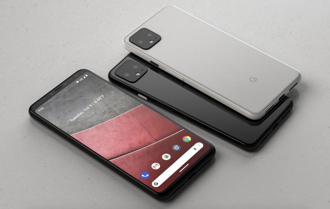 Google Pixel 4, 90Hz Display