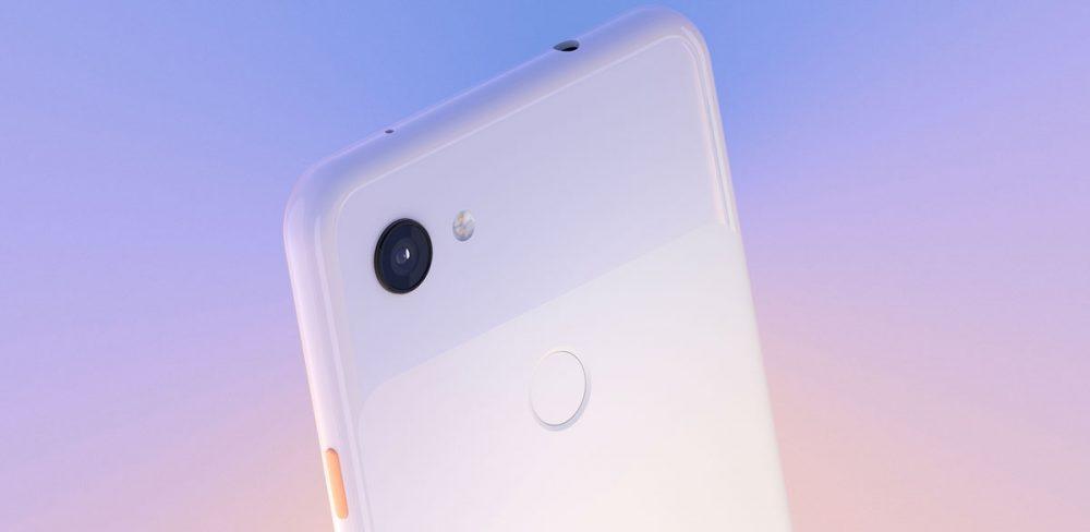 Google Pixels 4 tulee uudessa oranssissa