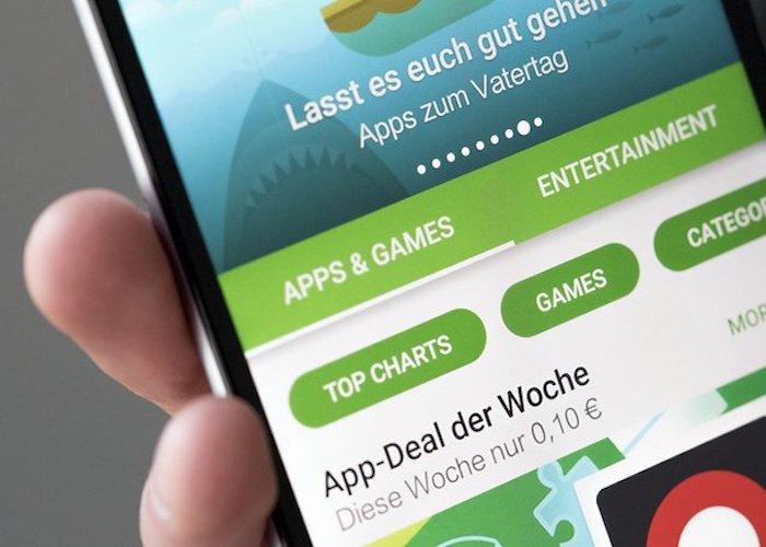 Google Play se pone seria con las aplicaciones: revisión de 3 días