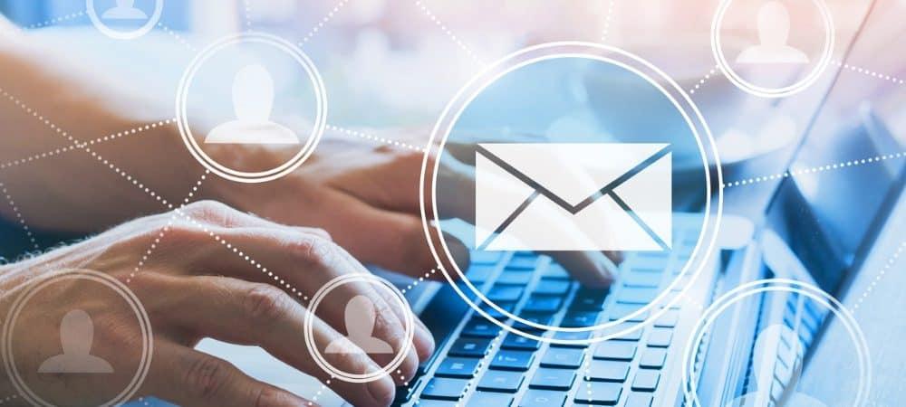 Google Memungkinkan Mengirim Email sebagai Lampiran di Gmail