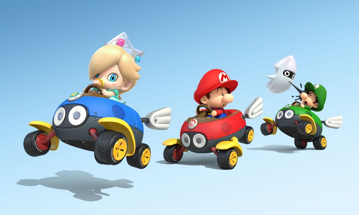Grafik UK: Dua Nintendo Switch eksklusif dalam sepuluh besar