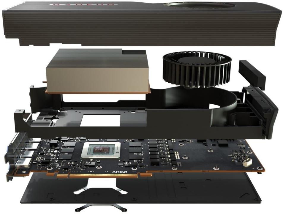 AMD Navi 14 -grafiikkaa voidaan katsella Mesa 3D -grafiikkakirjastossa