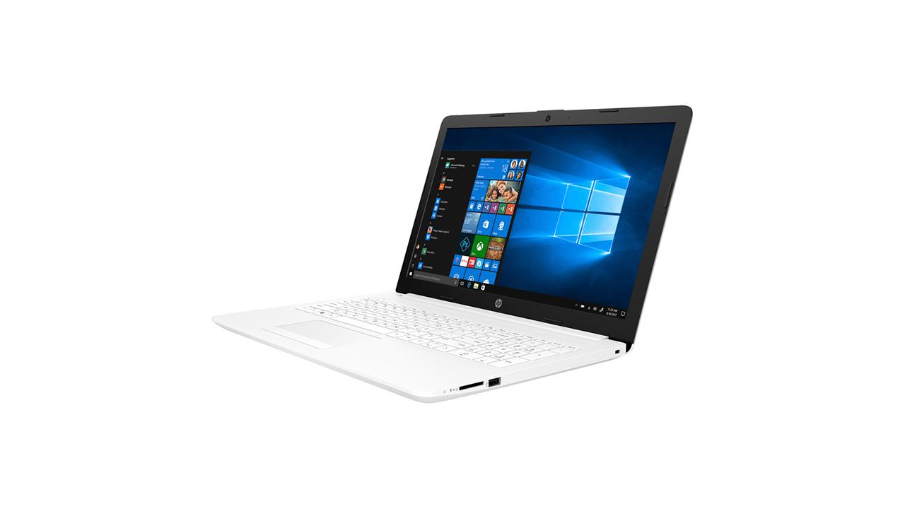 HP 15-DB0071NS, edullinen, hyvällä suunnittelulla varustettu kannettava tietokone