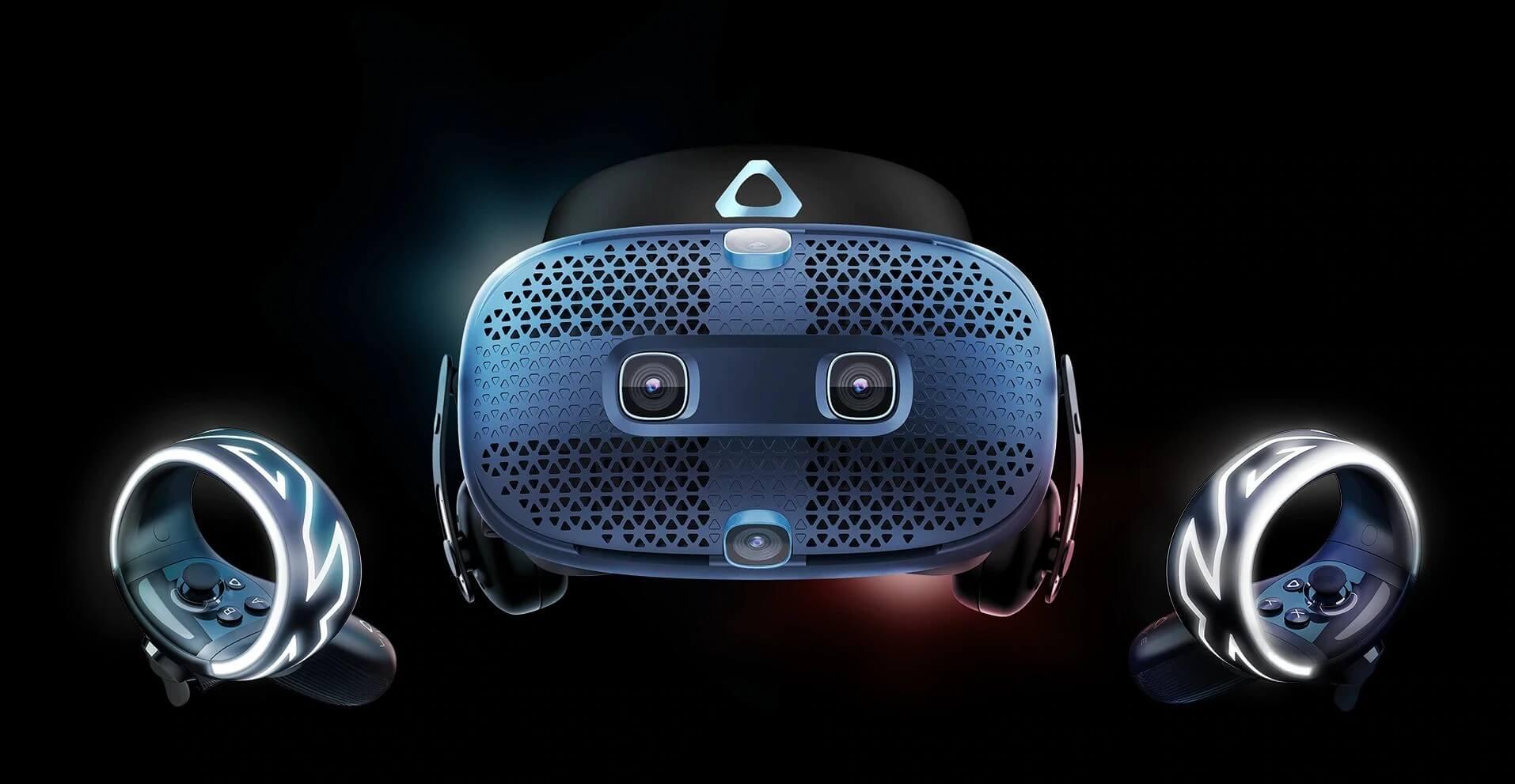 HTC esittelee kolme Vive Cosmos VR -kuuloketta ja todellisuuslaseja …