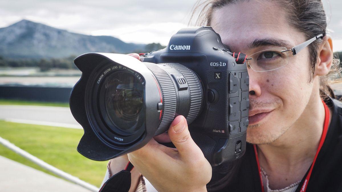 Hands on: Ulasan Canon EOS-1D X Mark III 1