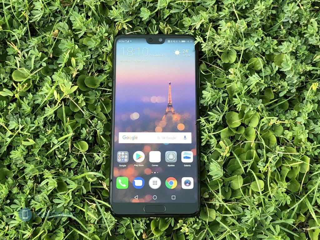 Ulasan Huawei P20 1