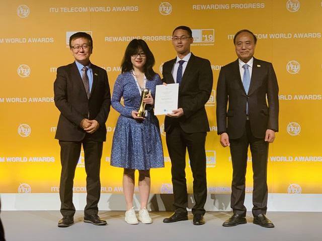 Huawei Scoops 2019 Sustainable Impact Award ITU: lla