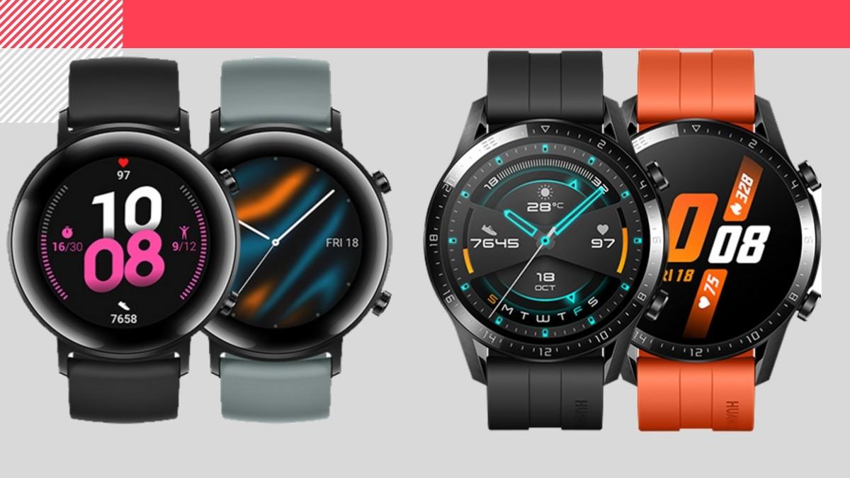 Huawei Watch GT 2 tersedia dalam dua model 1