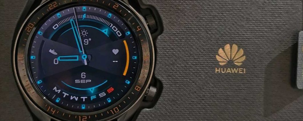 Huawei Watch GT 2: gambar asli sebelum diluncurkan
