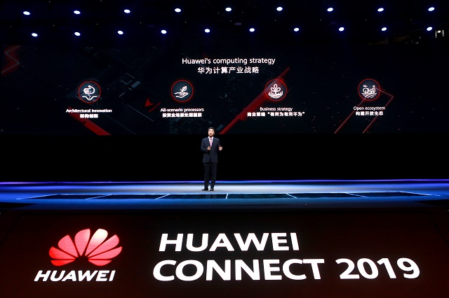 Huawei anunció su estrategia informática y lanzó Atlas 900, el grupo de entrenamiento de IA más rápido del mundo 2