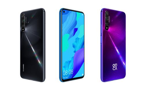 Huawei meluncurkan Nova 5T, tambahan terbaru untuk seri smartphone Nova 5 (Diperbarui)