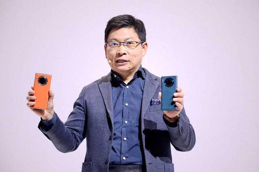 Huawei esittelee innovatiivisen HUAWEI Mate 30 -sarjan