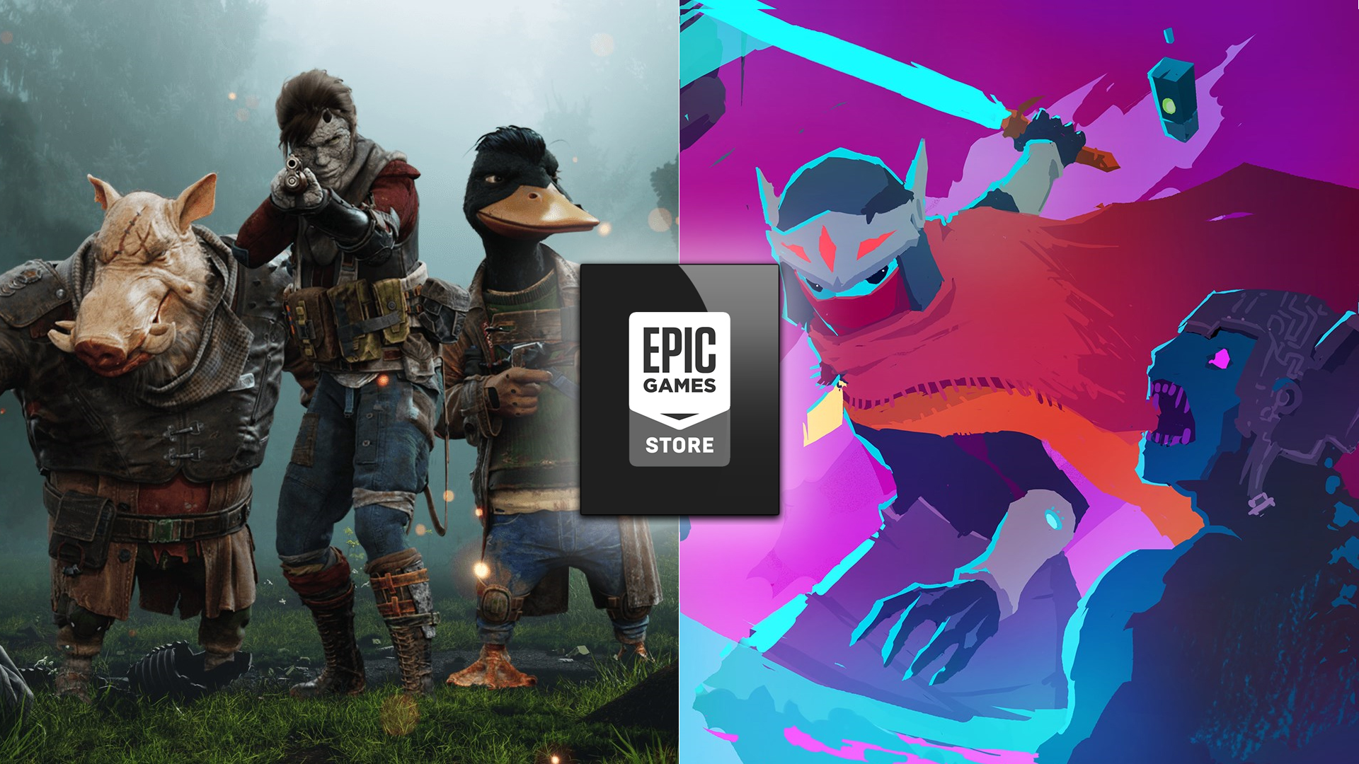 Hyper Lighter Drifter & Mutant Year Zero are redeemable for free at Epic Games ... 1
