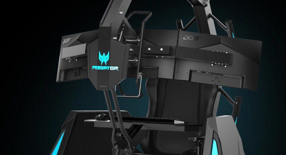 [IFA 2019] Acer Predator Thronos Air adalah kursi permainan pamungkas Anda ... dengan label harga yang lumayan