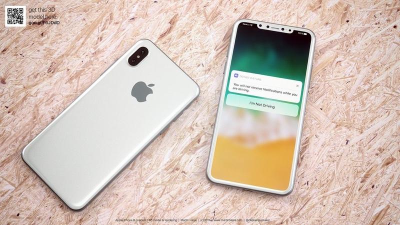 IPhone 2020 tuo takaisin iPhone-suunnittelun 4
