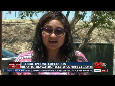 IPhone 6 Dilaporkan Menangkap Api Di Tangan Seorang Gadis Berumur 11 Tahun