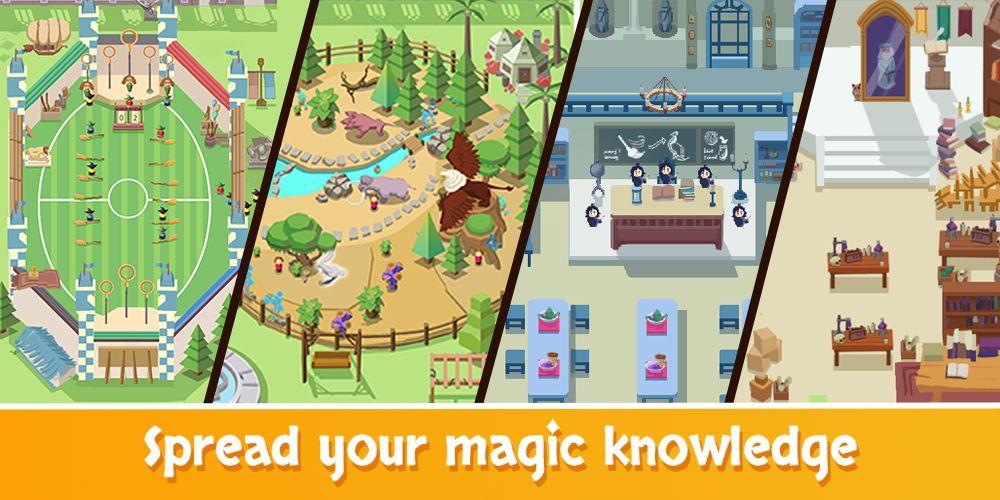 Idle Wizard School -vinkit: temppuja ja oppaita oman …