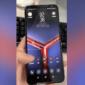 Imagen del teléfono Asus ROG 2 La fuga práctica confirma la pantalla de 120Hz