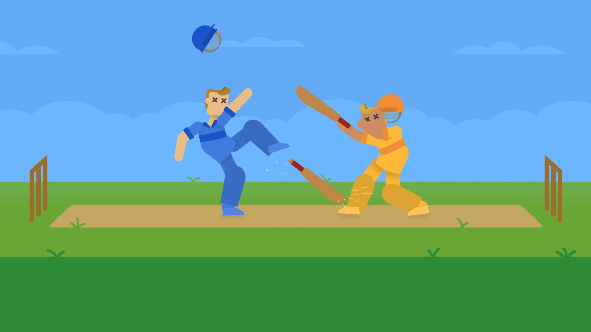 "U početku otkriven na Internetu Apple Supercut video arkada, ""kriket kroz la ... 9"